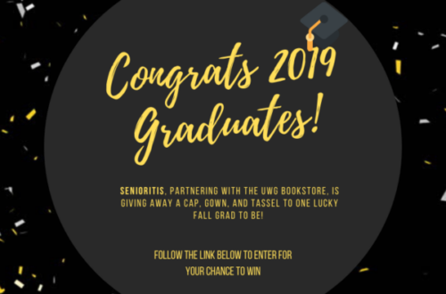 Cap & Gown Giveaway