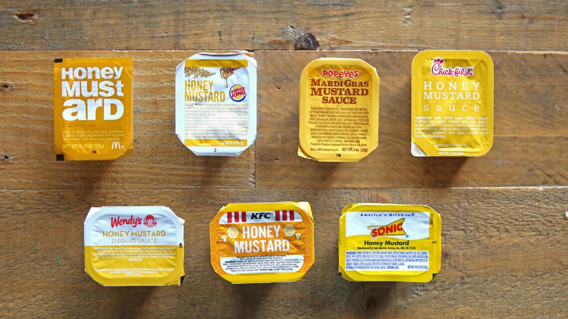 Definitive Ranking Of Fast Food Honey Mustard The Wolf Internet Radio